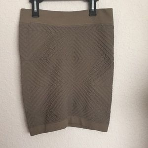 BCBGeneration Pencil Skirt with Stretch